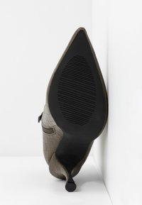 BEBO - LEGACY - High heeled ankle boots - khaki - 6