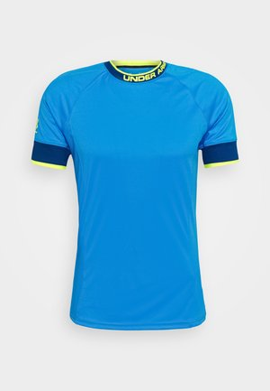 CHALLENGER TRAINING  - Print T-shirt - electric blue