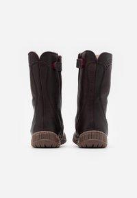 Bisgaard - FREDERIKKE - Zimní obuv - bordeaux - 2