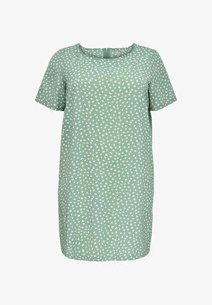 Day dress - chinois green