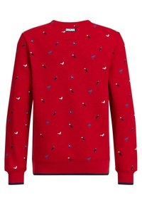 WE Fashion - Sweater - red - 3
