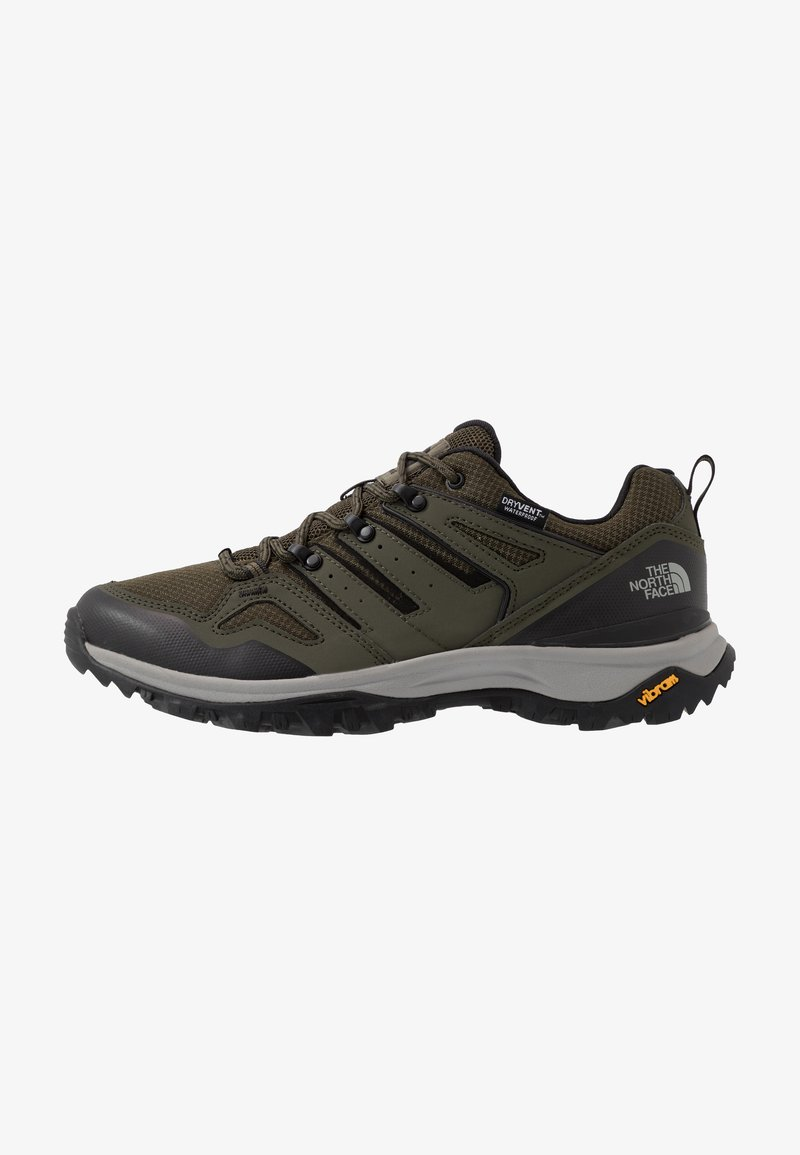 The North Face - M HEDGEHOG FASTPACK II WP (EU) - Hiking shoes - new taupe green/black