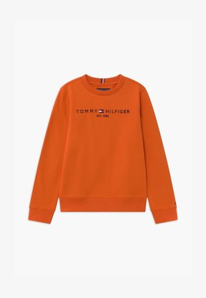 ESSENTIAL UNISEX - Felpa - orange