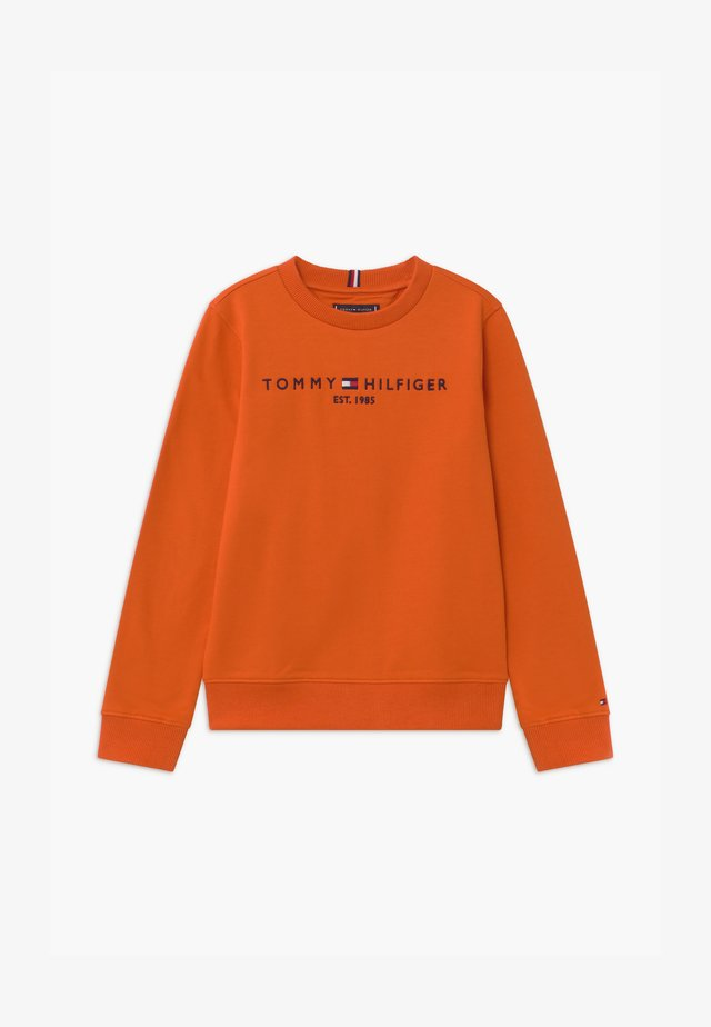 ESSENTIAL UNISEX - Sweatshirt - orange