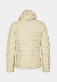 adidas Performance - VARILITE SOFT HOODED - Down jacket - savann - 7