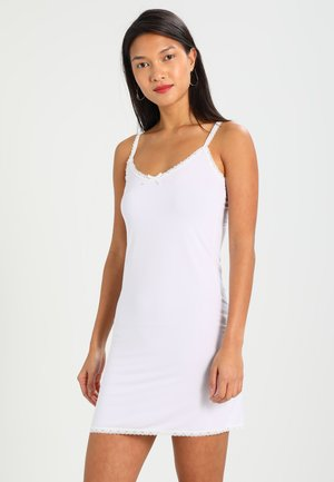 LISE UNDERDRESS - Jersey dress - chalk