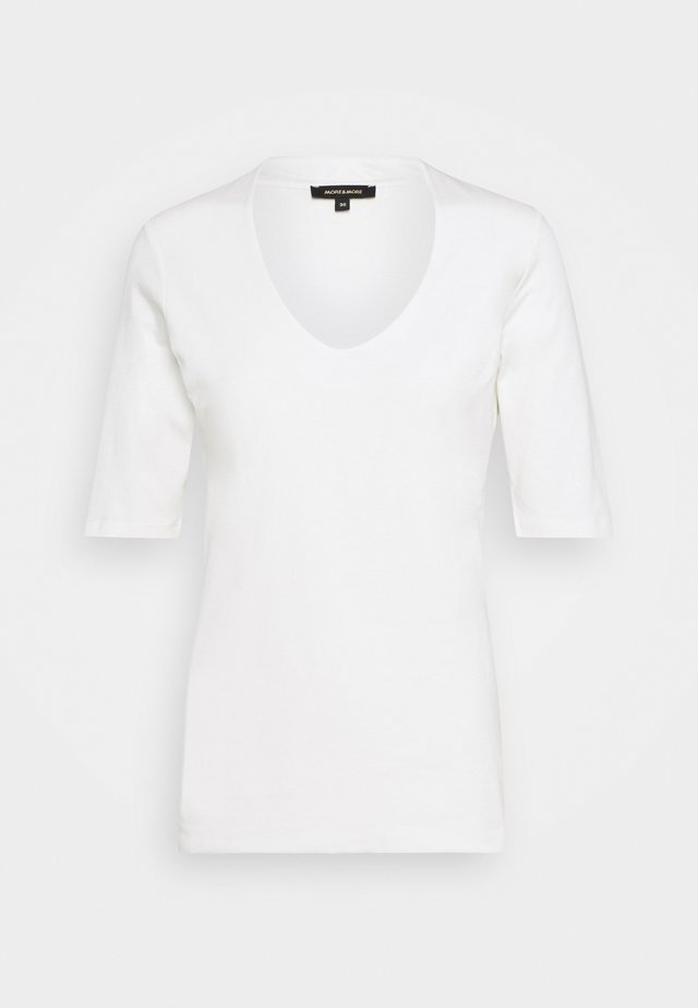 T-shirt basic - offwhite