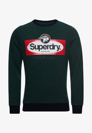 Sweatshirt - jungle green