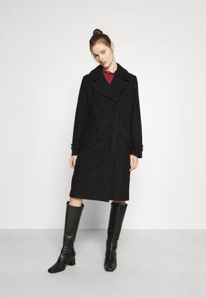 SHELLEY COAT - Cappotto classico - black