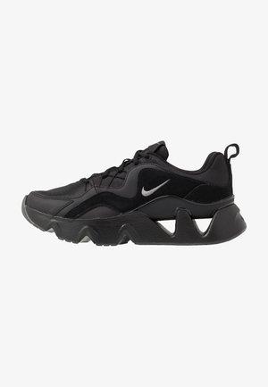 RYZ - Sneakers laag - black/metallic dark grey