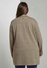 MY TRUE ME TOM TAILOR - Short coat - beige brown - 2