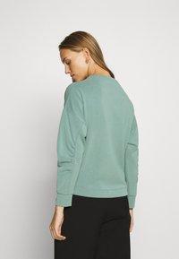 Opus - GATHER - Sweatshirt - mineral green - 2