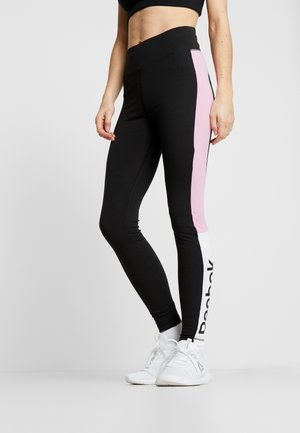 ELEMENTS TRAINING LEGGINGS - Tights - pink