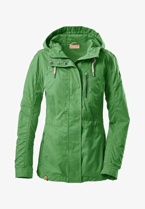 Outdoor jacket - apple