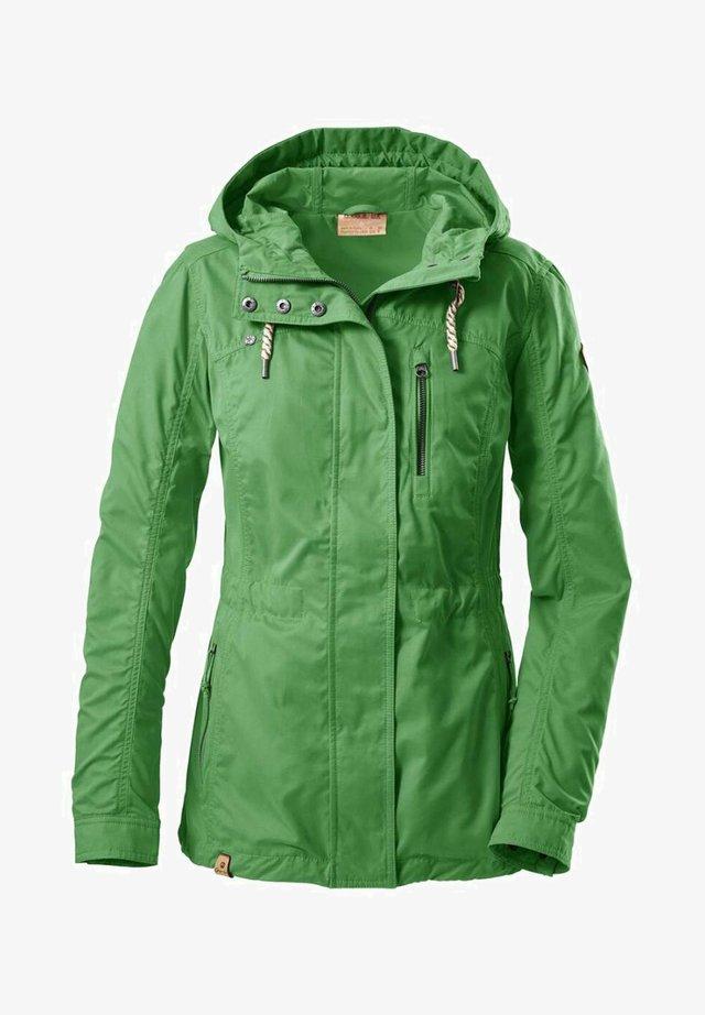 Outdoor jacket - apple