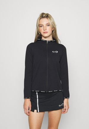 CHAQUETA BREATH - Sportovní bunda - black