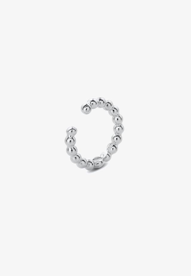 CHAMPAGNE EAR CUFF - Boucles d'oreilles - silver