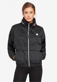 khujo - NABILA - Light jacket - black - 0