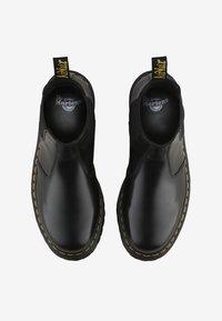 Dr. Martens - 2976 QUAD CHELSEA - Kotníkové boty - black - 1