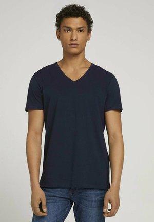 2 pack - T-Shirt basic - sky captain blue