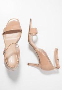 PARFOIS - Sandaler - nude - 3