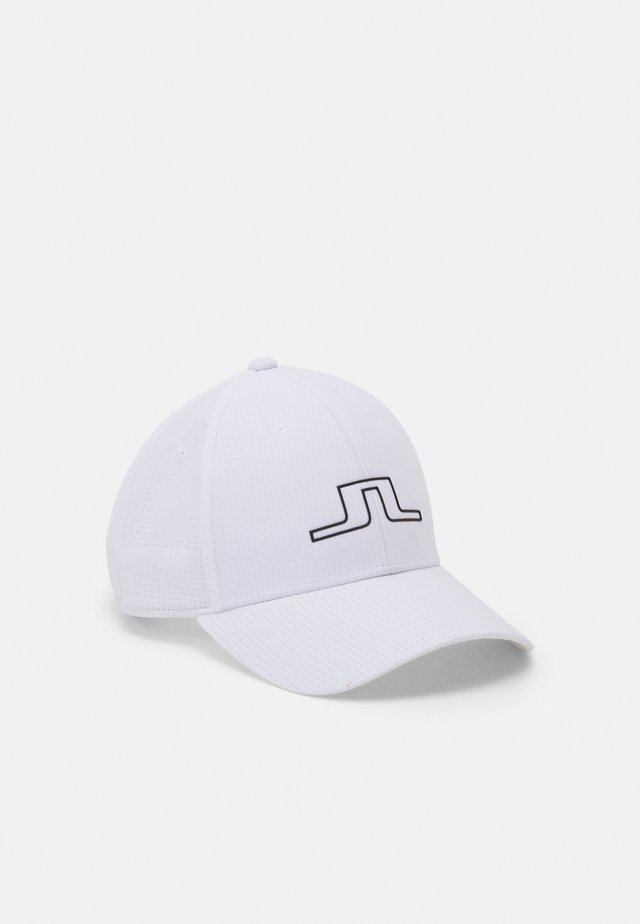 CADEN GOLF - Cap - white
