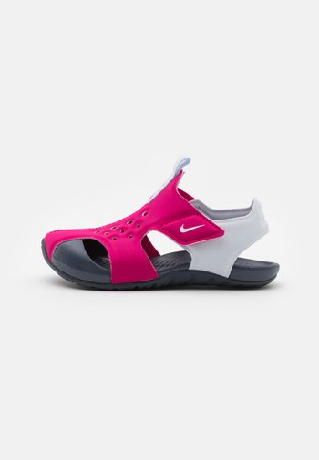 SUNRAY PROTECT 2  - Watersports shoes - fireberry/football grey/thunder blue