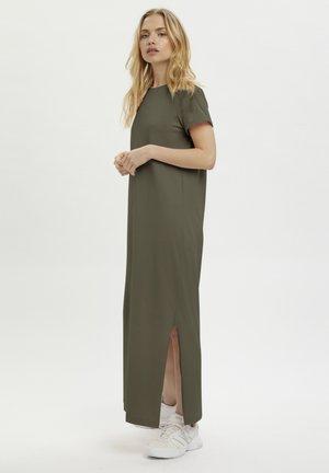 KACELINA - Maxi dress - grape leaf