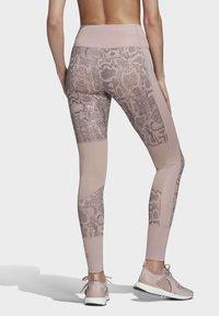 adidas by Stella McCartney - PRIMEBLUE TRAINING LEGGINGS - Legging - pink - 2