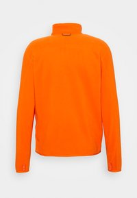 The North Face - M 100 GLACIER FULL ZIP - EU - Giacca in pile - flame - 7