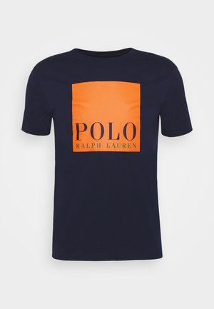 T-shirt imprimé - cruise navy