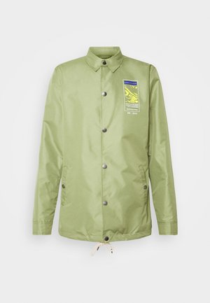 BILL JACKET - Tunn jacka - oil green