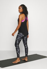 Onzie - HIGH RISE LEGGING - Tights - sparrow - 1