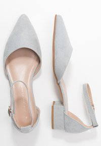 Dorothy Perkins - POLLY TWO PART HEELED  - Escarpins - blue - 3