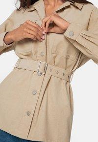 Lichi - Summer jacket - beige - 3