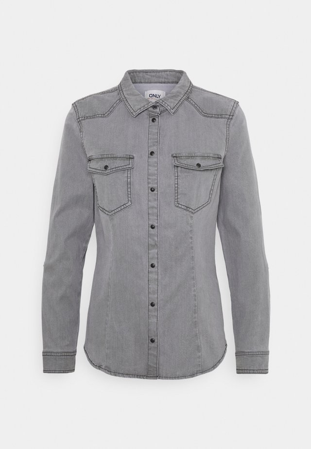 ONLROCKIT LIFE - Chemisier - grey denim