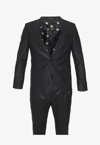 Twisted Tailor - KARNES  SUIT - Completo - black