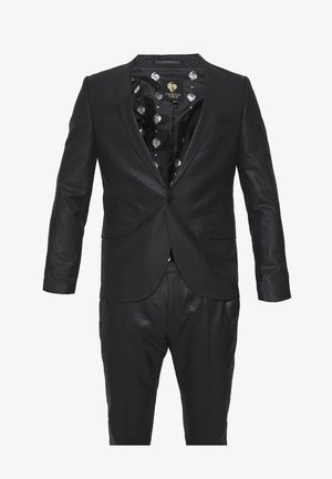 KARNES  SUIT - Oblek - black