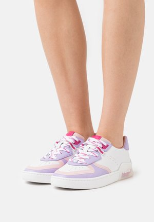 CITYSOLE COURT - Baskets basses - optic white/lilac
