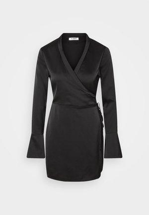 GIA DRESS - Day dress - black