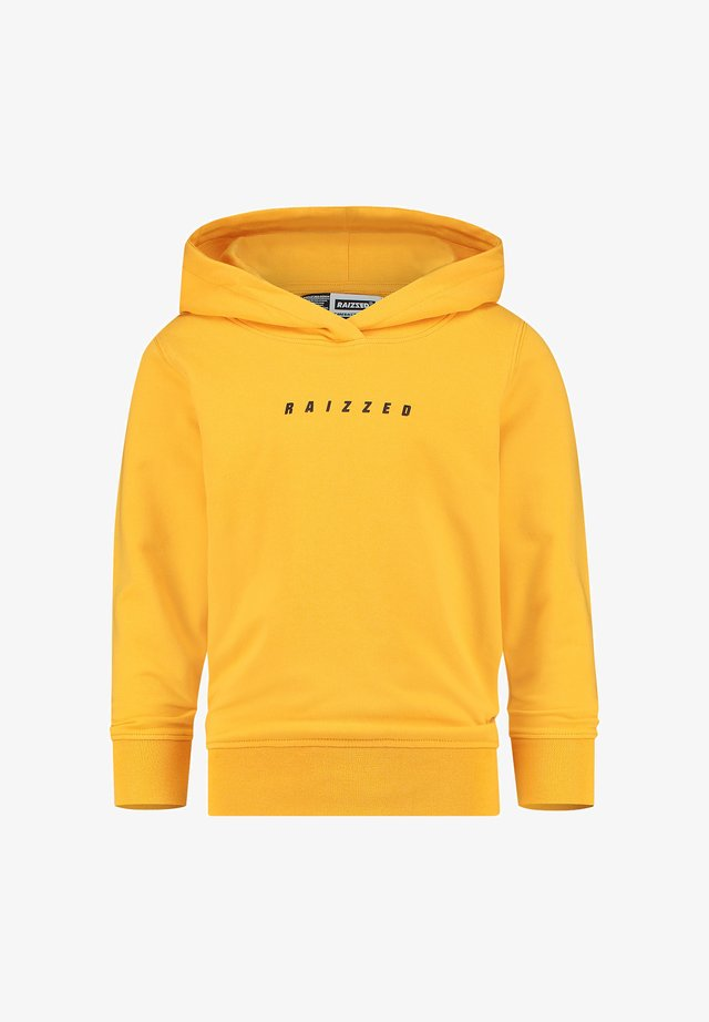NEW CASTLE - Sweater - moon yellow