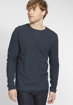 UPANO - Long sleeved top - insignia blue