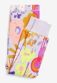 Next - 3 PACK FLORAL/CHARACTER - Pyjama set - multi-coloured - 8