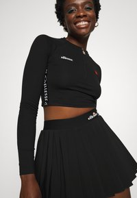 Ellesse - CASALINA - Long sleeved top - black - 5