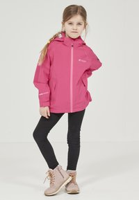 ZIGZAG - Outdoor jacket - 4072 pink peacock - 1