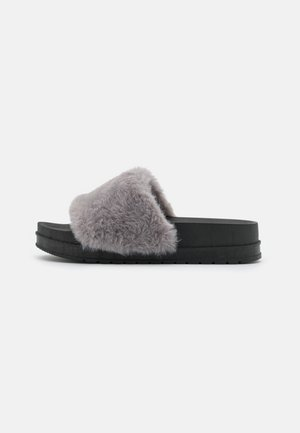 BOSSY - Slippers - grey