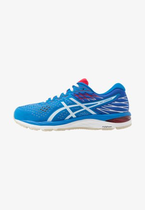 GEL-CUMULUS 21 RETRO TOKYO - Neutral running shoes - electric blue/white