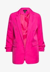 New Look - RUCHED BOYFRIEND - Blazer - bright pink - 0