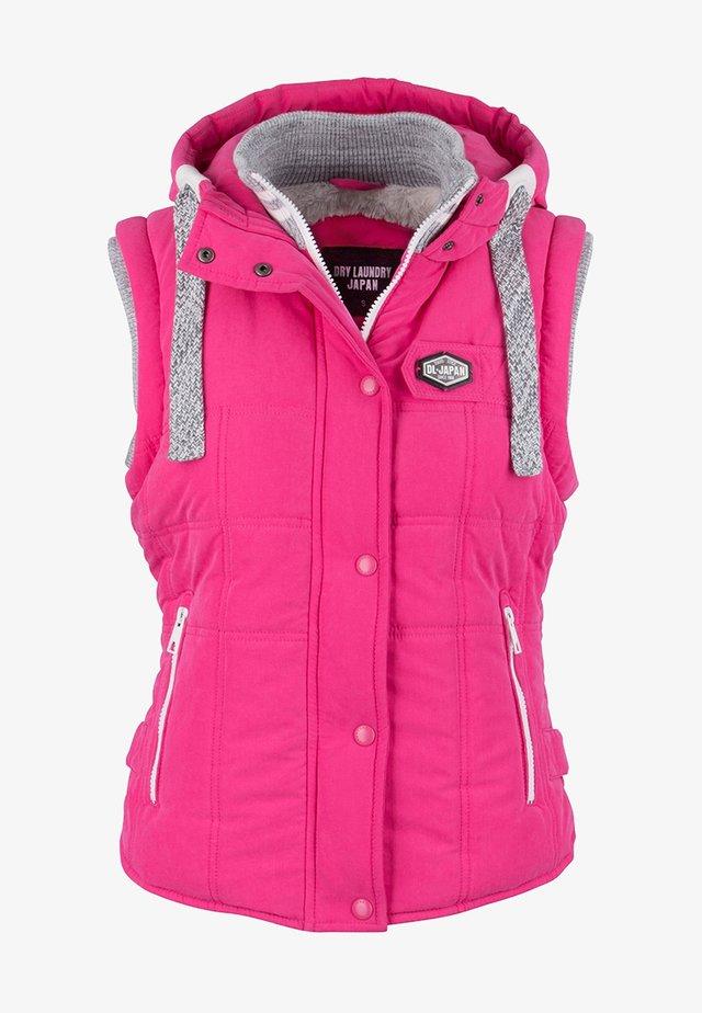 Bodywarmer - pink