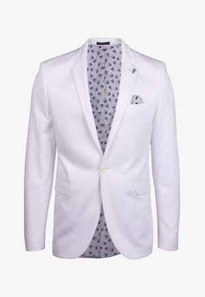 Blazer jacket - white